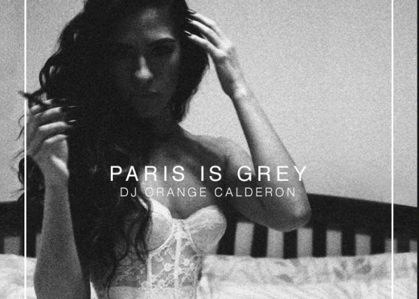 Paris is Grey Orange Calderon
